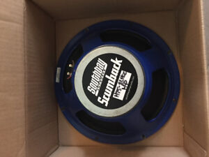 """scumback 65W 12"""" replacement speaker 8ohms marshall"""