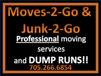 DUMP RUNS - COMPETITIVE. WE DO ALL THE WORK.