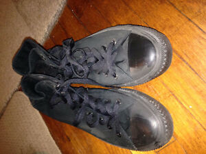 Black - Converse All Star - New