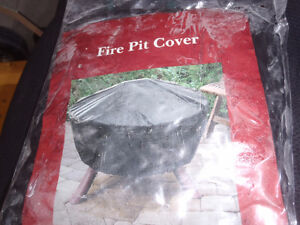 NEW  Fire Pit Cover for ROUND Fire Pits