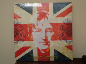 English Laundry by Christopher Wicks John Lennon t-shirt (new)