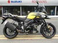 2018 Suzuki V-Strom 1000, 0% FINANCE AVAILABLE