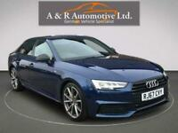 2017 Audi A4 2.0 TDI ultra S line S Tronic (s/s) 4dr Saloon Diesel Automatic