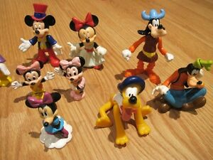 figurines Mickey Mouse and friends Gatineau Ottawa / Gatineau Area image 3