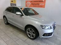 2011 Audi Q5 2.0 TDI QUATTRO S-LINE S/E S-T ***BUY FOR ONLY £74 PER WEEK***