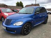 2008 Chrysler PT Cruiser 2.2 CRD Pacific Coast Highway Hatchback 5dr Diesel
