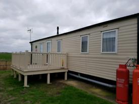 Lovely 8 berth caravan available all year