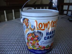 Lowney's Candy Tin