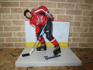 Alex Ovechkin hockey figurine