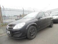 VAUXHALL ASTRA ENERGY 1.4 PETROL (SPARES AND REPAIRS)