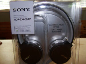 SONY STEREO HEADPHONES