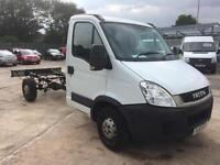 2011 61 REG IVECO DAILY 2.3TD CHASSIS CAB / RECOVERY TRUCK / TIPPER TRUCK