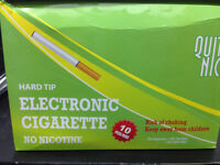 NICOTINE FREE ELECTRONIC CIGARETTE FOR $10 ONLY!!!!