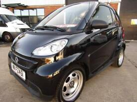 Smart fortwo 1.0 mhd ( 71bhp ) automatic