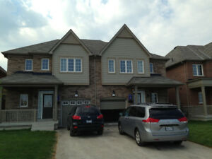 Beautiful Aurora Semi-detached House Available for Rent