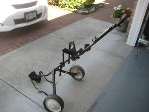Hand golf cart