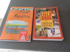 Scouts Canada handbook and fieldbook