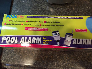 Inground Pool Alarm - Brand new in box