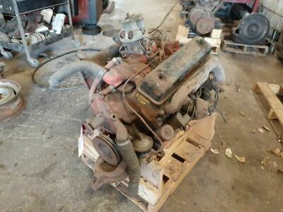 1956 FORD CORE ENGINE 8-292 **STUCK** 686884