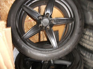 275 x 45 x 20 TIRES AND WHEELS