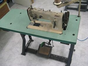 Pfaff Walking Foot upholstery/leather sewing machine