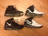 Selling two pair of Nike AIR MAX
