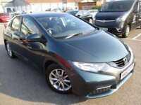 2012 Honda Civic 2.2 I dtec Se 5dr 5 door Hatchback