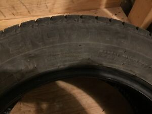 Snow Tires for Sale. Only used for 1 season. Kingston Kingston Area image 4