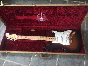 OBO - Fender 60th Anniversary Commemorative Stratocaster