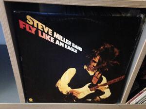 STEVE MILLER BAND (Fly Like An Eagle) Vinyl LP