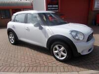 MINI ONE COUNTRYMAN 11/61 60K FSH SERVICED CLIMATE D,A.B P/SENSORS VGC