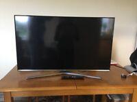 Samsung UE43J5500 43 Inch LED HD Smart TV FAULTY