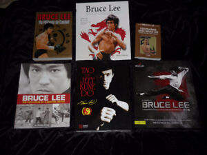 Encyclopédies et biographies de Bruce Lee.