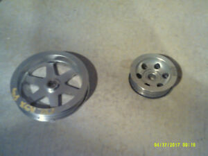 KIT TRU POWER PULLEY AEM ACURA RSX 2002