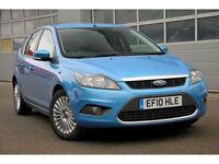 Ford Focus 1.6TDCi Titanium**Diesel**£30 Road Tax**74MPG**FSH**Sat Nav**
