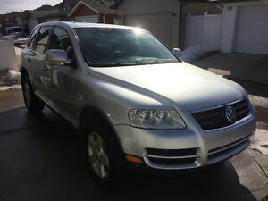 2008 Volkswagen Touareg,AWD,no rust,no accidents,great shape