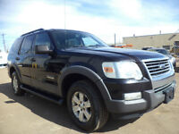 2006 Ford Explorer SPORT 4X4-LEATHER SEATS-SUNROOF--GREAT SHAPE-