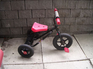 Kids bike --- Tricycle  ---  from walking  to 3 year old