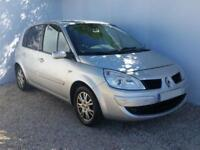 2008 58 RENAULT SCENIC 1.5 EXPRESSION DCI 5D 86 BHP DIESEL
