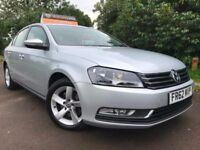 *12 MTHS WARRANTY*2013(62)VW PASSAT 2.0 TDI BLUEMOTION TECH(START STOP)64K FSH*