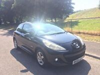 2009/59 PEUGEOT 207 1.4 VERVE, MANUAL,3-DOOR**NEW MOT**GENUINE LOW 56,000 MILES**LOOK & DRIVES GREAT
