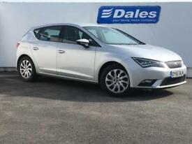 2015 Seat Leon 1.6 TDI Ecomotive SE 5dr [Technology Pack] 5 door Hatchback