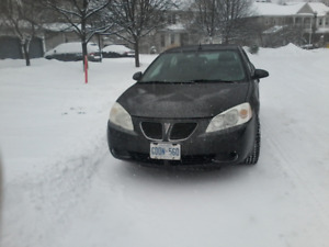 2009 PONTIAC G6 CERTIFIED LADY DRIVEN ONE OWNER LOW MILES
