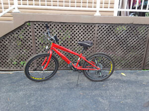 """Vélo pour enfant 24"""""""