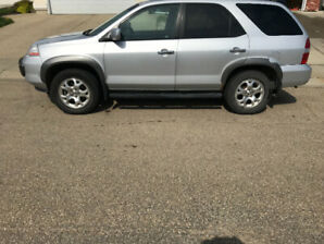 2001 Acura MDX for sale by owner