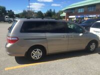 Honda Odyssey 2005 fully loaded