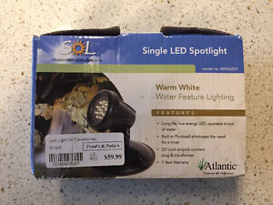 Outdoor LED Spotlight - NEW