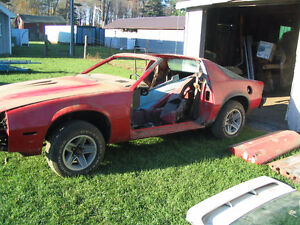 1982 z28 ONE OWNER CAMARO PROJECT