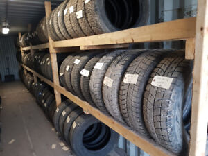 lots of all season and winter tires for sale