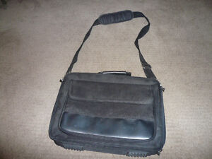 IBM Black Laptop Bag